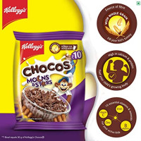 Kellogg's Chocos In Exciting Moon & Star Shapes, 26g