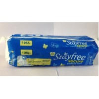Stayfree Secure Regular Wings, 7 Pads