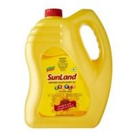 Sunland Refined Sunflower Oil, 5ltr Can
