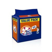 Surf Excel Detergent  Bar Value Pack ( 4 * 200g = 800g)