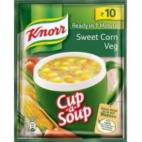 Knorr Sweet Corn Veg