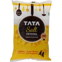 Tata Salt  Iodised Crystal, 1kg