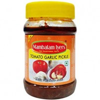 Mambalam Iyers,Tomato Garlic Pickle,200g