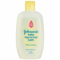 Johnson's Baby Top to Toe Wash 210ml
