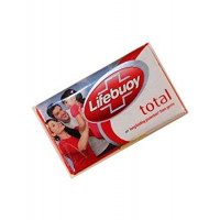 Lifebuoy Total Bath Soap, 125g