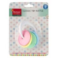 Morisons Baby Dreams Toy Rattle - Wheel 1N