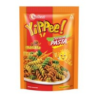 Sunfeast Yippee Tricolor Pasta - Masala, 35gm Snack Pouch
