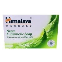 Himalaya Neem & Turmeric Soap, 4N*75g