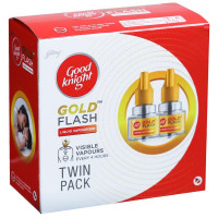 Good Knight Refill Gold Twin Pack Per Pack, 45ml