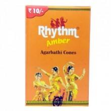 Cycle Brand Rhythm Amber Cones, 10N