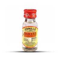 Bakers White Vanilla Essence, 20ml
