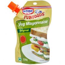 Funfoods Veg Mayonnaise, 100g