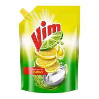 Vim Dishwash Gel Lemon, 155ml