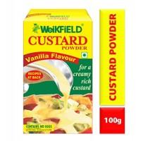 Weikfield Custard Powder, 100g
