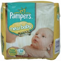 Pampers Active Baby New Born upto 5kg
