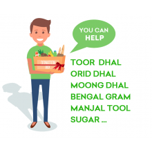 Grocery Package - Rs 1000