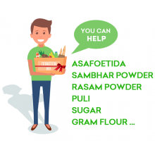 Grocery Package -  Rs 5000