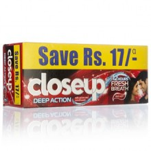 Closeup 150g * 2(2 in 1 Box) Tooth Paste - Save Rs 17