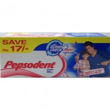Pepsodent Germi Check Tooth Paste 150+150g (2 in 1 box) - Save Rs 17