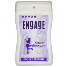 Engage Woman Pocket Perfume, Sweet Blossom, 18ml