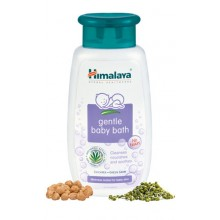 Himalaya Gentle Baby Bath, 400ml