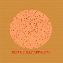 Grand Taste Red Chilli Pappad, 200gms