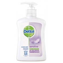 Dettol Handwash - 250ml, Sensitive