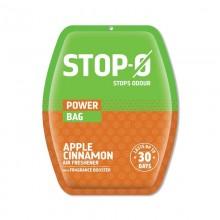 Stop-O Air Freshener, Apple Cinnamon,1pcs