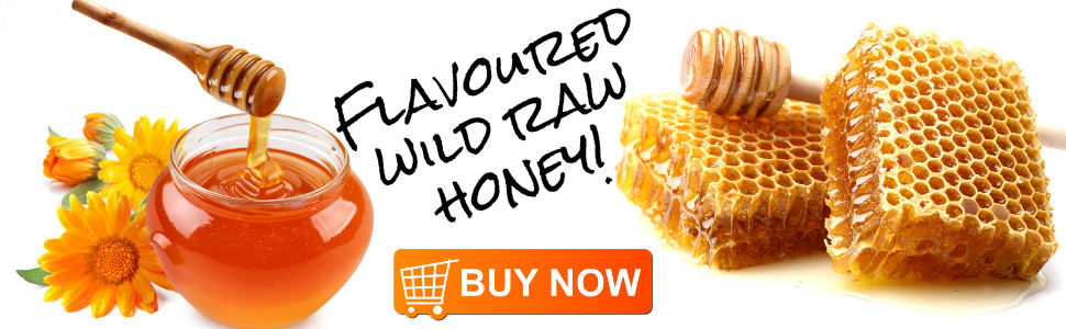 Flavoured Honey!